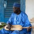 Djibo Badjé ( Dialba ), grand griot du Niger : la mémoire zarma